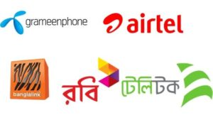How to Check Airtel GP BL Robi Teletalk Number