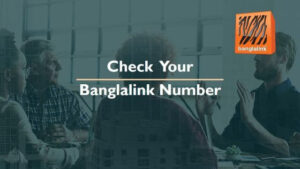 How to Check Banglalink Number & Other Information