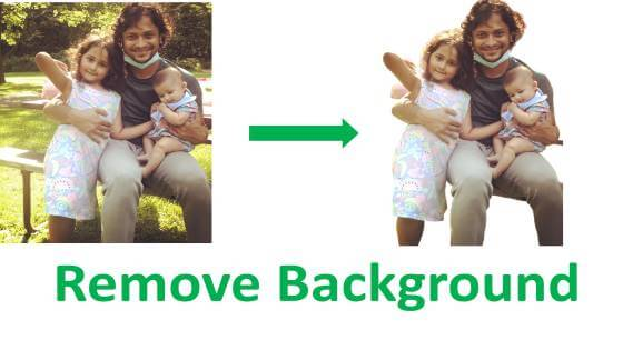 Remove Background From An Image in 5 Seconds Without Software